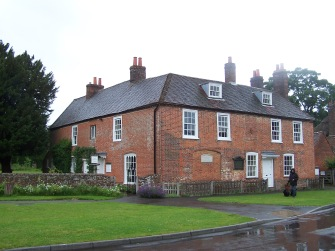 Chawton, Jane Austen's House