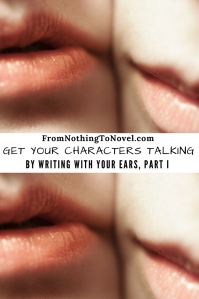 dialogue, characters, listening