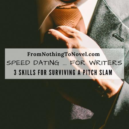 pitch, pitch slam, novel, literary agent