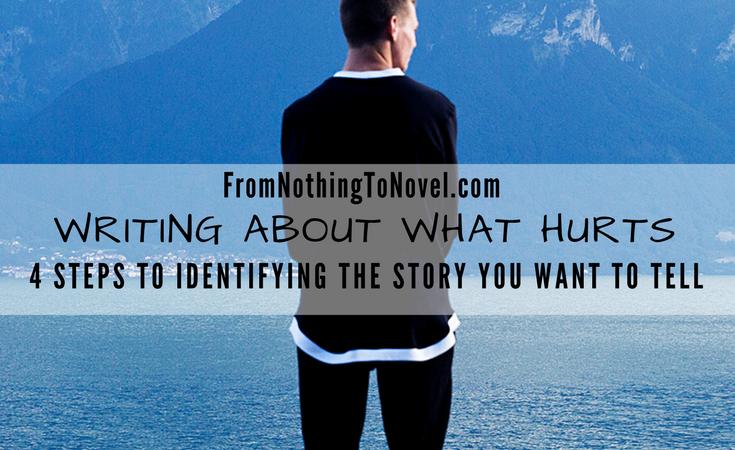 novel, painful experiences, fiction, storytelling